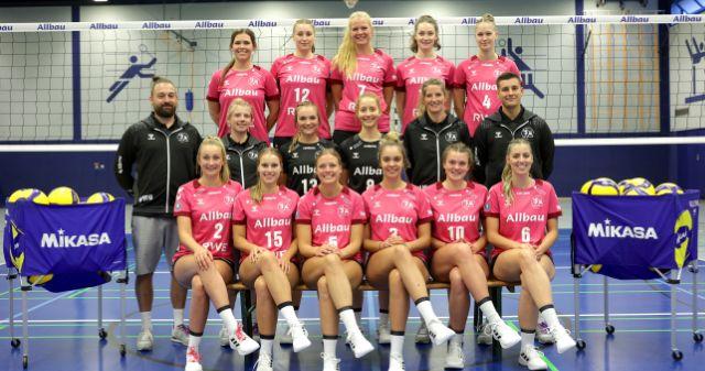 Saisonauftakt in der 2. Volleyball Bundesliga - Foto:  Tom Schulte
