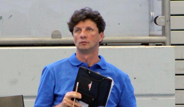 SCALA1: Julius Milo - nicht nur ein Co-Trainer - Foto: SCALA1