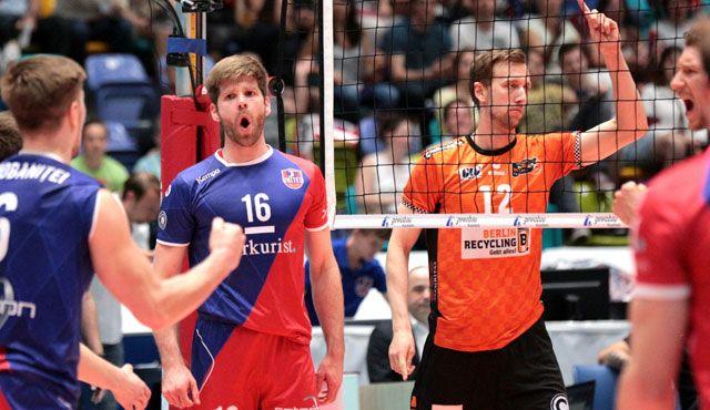 Großer Kampf zum Saisonfinale  - Foto: United Volleys/Gregor Biskup