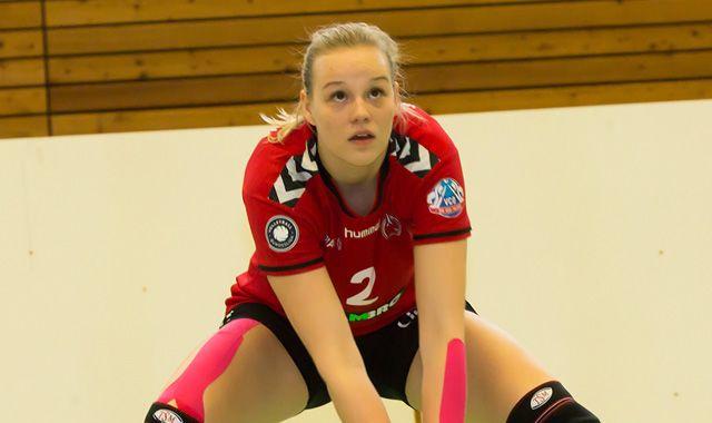 Nachwuchsmeisterin für die VolleyStars - Foto: VolleyStars Thüringen