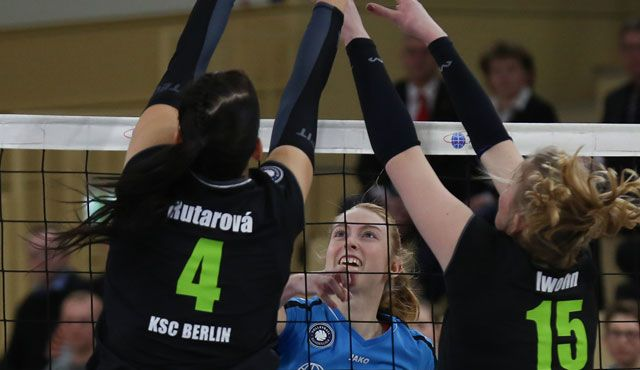 VCW erkämpft sich Sieg gegen Köpenick - Foto: Detlef Gottwald