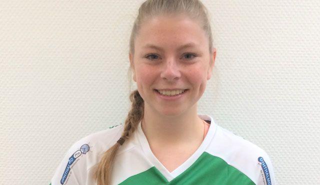 Julie Teso verstärkt Zuspiel der proWIN Volleys TV Holz - Foto: proWIN Volleys TV Holz