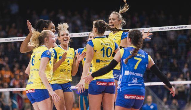 Saisonvorschau 1. Volleyball Bundesliga Frauen - Foto: Sebastian Wells, sebastianwells.de
