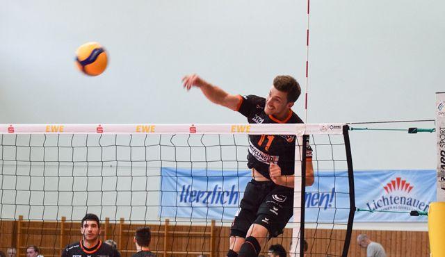 Netzhoppers fokusieren sich jetzt wieder voll auf die Liga - Foto: Dagmar Jaschen