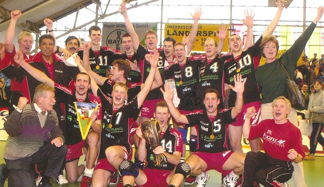 Pokalfinale: Zehnte Teilnahme, fünfte Titelchance  - Foto: SCC Berlin (Archiv)