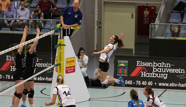 Volleyball-Team Hamburg vor letztem Saisonspiel  - Foto: VTH/Lehmann