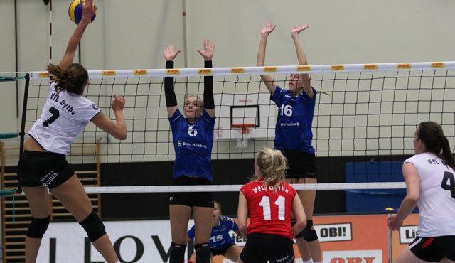 Volleyball-Team Hamburg richtet VTH-Cup 2018 am 1. September in der CU Arena aus - Foto: VTH Lehmann