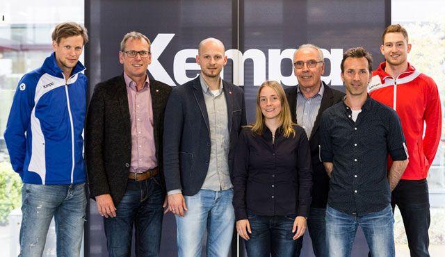 Kempa wird neuer Ausrüster des TV Rottenburg - Foto: Kempa