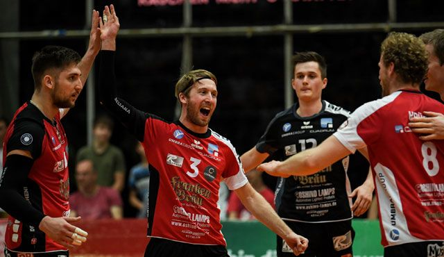 Das letzte Match war  Saison-Tie Break Nr. 38 - Foto: Seeker