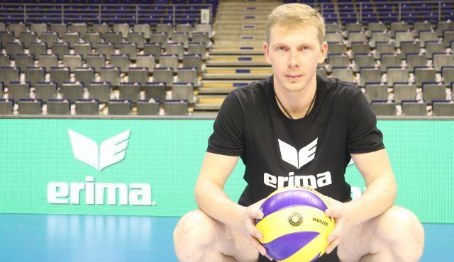 Neuzugang für die BR Volleys - Foto: BR Volleys
