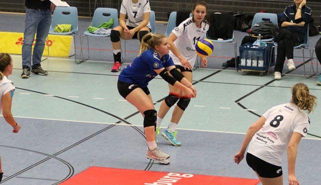 Volleyball-Team Hamburg vor wichtigem Spiel in Berlin - Foto: VTH/Lehmann