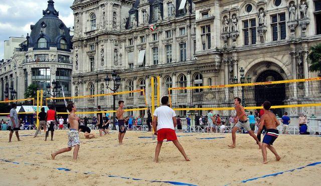 Beachvolleyball kann für Sie die beste Sportart werden  - Foto: Pixabay