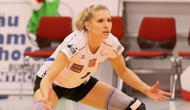SV Lohhof Bundesliga: Sandra Baier verstärkt das Bundesligateam - Foto: Gerwig Löffelholz