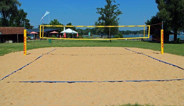 Die beliebtesten Sandplätze für Volleyballer 2019: Auf den richtigen Sand kommt es an - Foto: Pixabay.com / Antranias