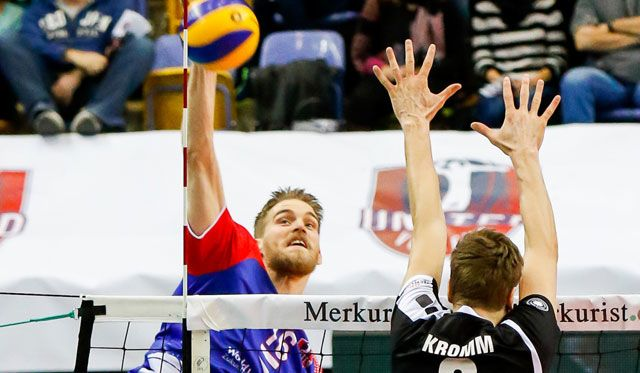 Der Kapitän bleibt an Bord - Foto: United Volleys/Gregor Biskup
