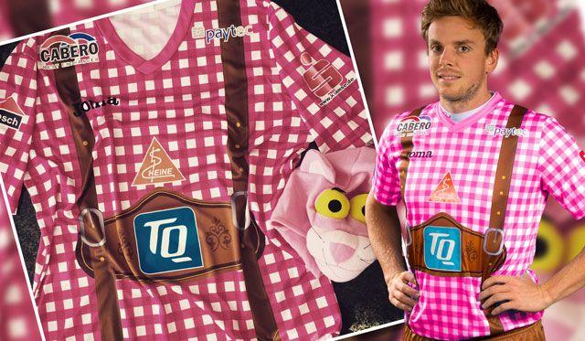 Es hat geklappt - Herrsching in pink gegen den deutschen Rekordmeister - Foto TSV Herrsching