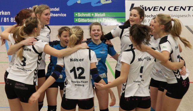 Aufholjagd vom Volleyball-Team Hamburg geht weiter - Foto: VTH/Lehmann