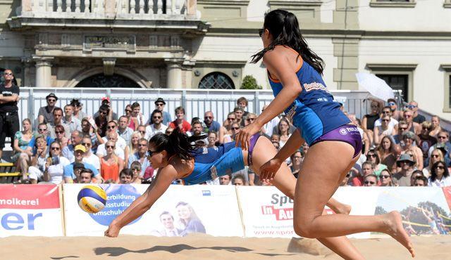 Erstmals BVV Beach Masters der Kategorie 1 in Oberfranken - Foto: cepix.de