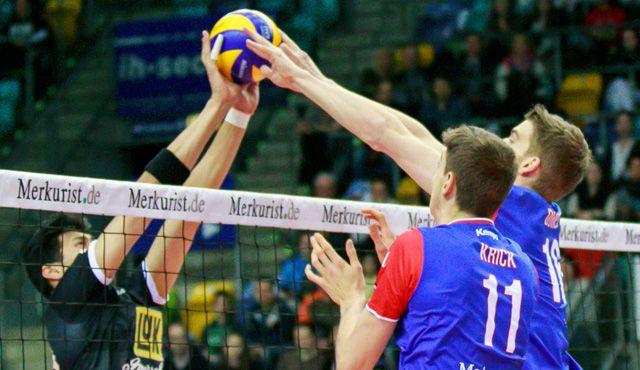 United Volleys wollen erste Halbfinal-Chance nutzen - Foto: United Volleys/Gregor Biskup