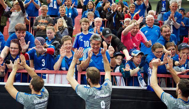 Saisonstart gegen Rottenburg - Foto: Günter Kram
