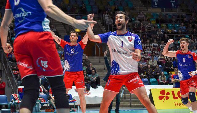 Ein gutes Omen für die Gastgeber? - Foto: United Volleys/Corinna Seibert