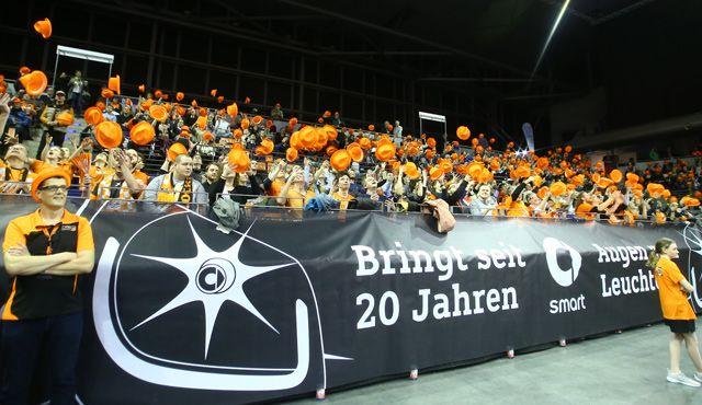 #DerbyTime - Foto: Eckhard Herfet