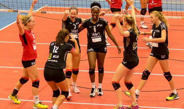 SV Lohhof Volleyball: Damen 1 gewinnen 3:1 in Sonthofen - Foto: F.Forcher