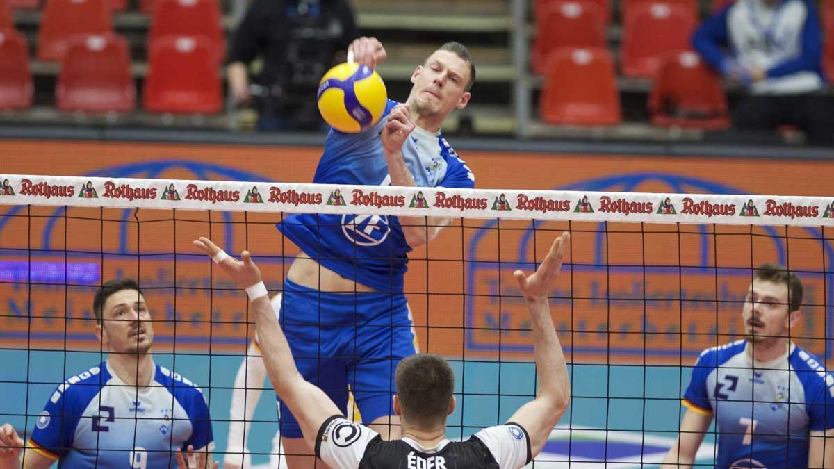 Kein Profispielbetrieb in der Messe - Foto: Günther Kram