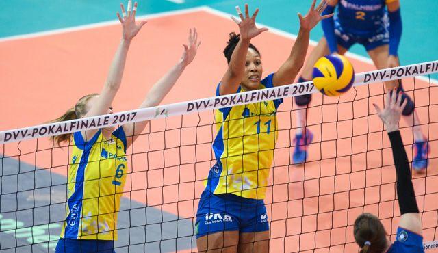 Schweriner Vorfreude auf Volleyball Supercup - Foto: Conny Kurth, kurth-media.de