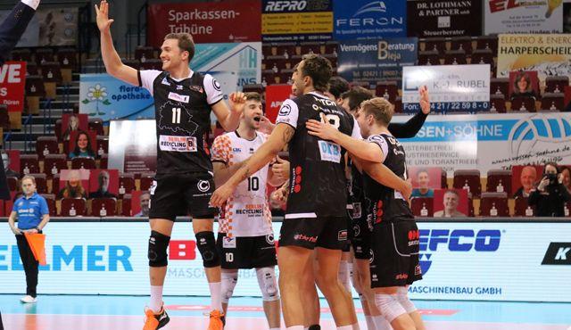 Zwei Punkte gewonnen, einen vergeben  - Foto: Eckhard Herfet