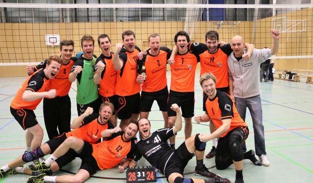 Freisinger Volleyballer landen zweiten Überraschungssieg in Folge - Foto: SC Freising