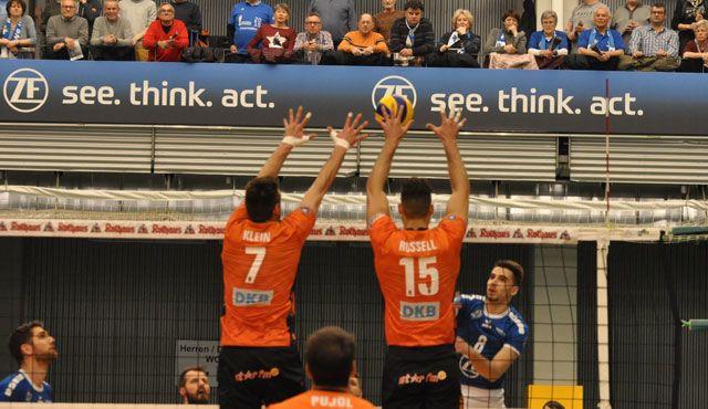 BR Volleys haben Chance vertan - Foto: BR Volleys