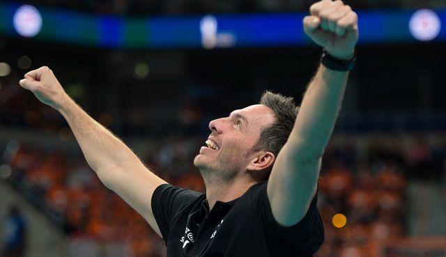 Finaltrainer offen für Veränderungen - Foto: Conny Kurth, kurth-media.de