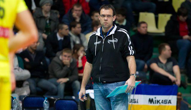 Ein Meister-Trainer für den Meister - Foto: CEV