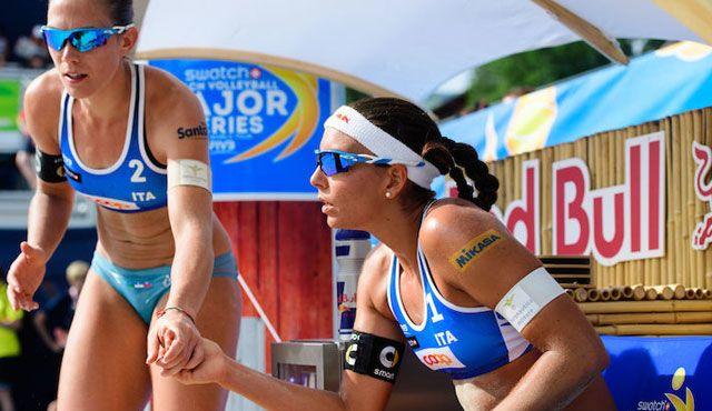 Dopingfall im Beach-Volleyball - Foto: FiVB