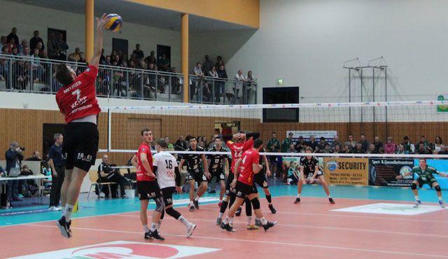 Pre-Playoffs bei den Netzhoppers: Vorentscheidung in Bestensee - Foto: Jonas König