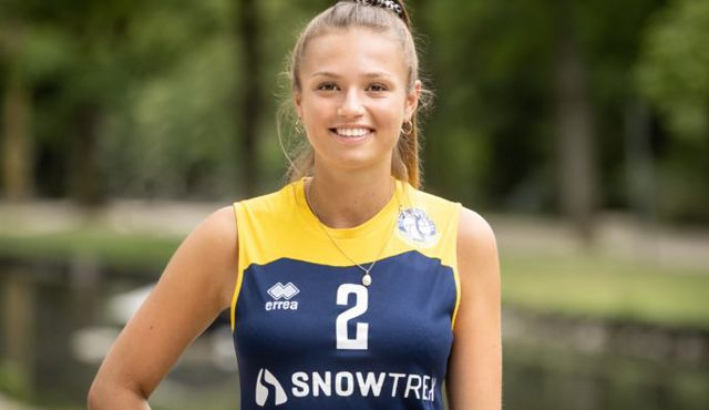 Hannah Bolsius von Damen II zum Team DSHS SnowTrex Köln - Foto: Martin Miseré