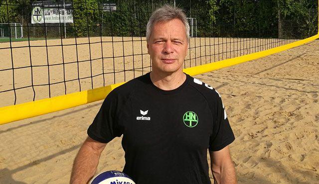Trainerwechsel beim Volleyball-Team Hamburg  - Foto: VTH