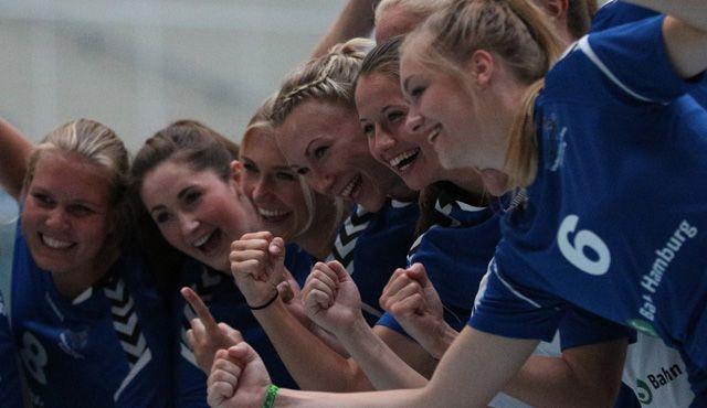 Volleyball-Team Hamburg vor erstem Härtetest - Foto: VTH/Lehmann