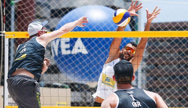 DVV-Teams verpassen Halbfinale - Gleich dreimal Platz fünf - Foto: FiVB