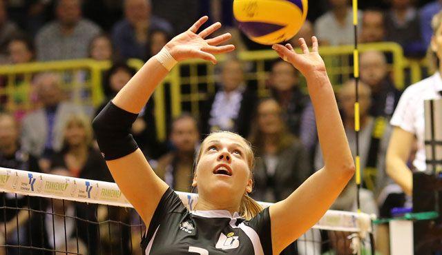 Femke Stoltenborg ab sofort wieder zurück im Aachener Kader  - Foto: Ladies in Black Aachen