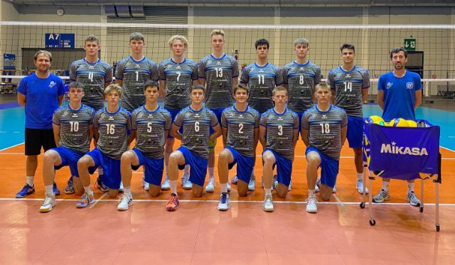 Volley YoungStars starten in die Saison - Foto: Gunthild Schulte-Hoppe