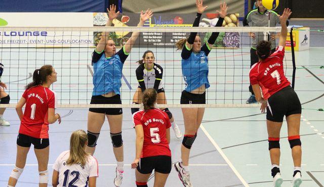 Volleyball-Team Hamburg kann sich für gute Leistung nicht belohnen - Foto: VTH