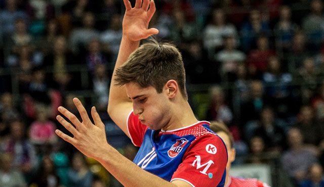 """Flo & Co."""" freuen sich auf den Meister - Foto: United Volleys/Corinna Seibert"""