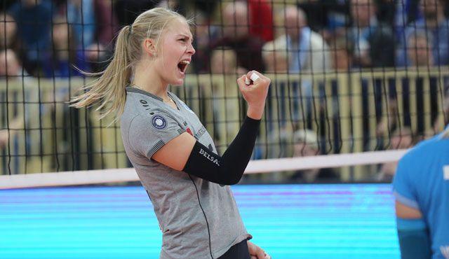Fünf-Punkte-Wochenende: VC Wiesbaden gewinnt beide Partien des Doppelspieltags - Foto: Detlef Gottwald