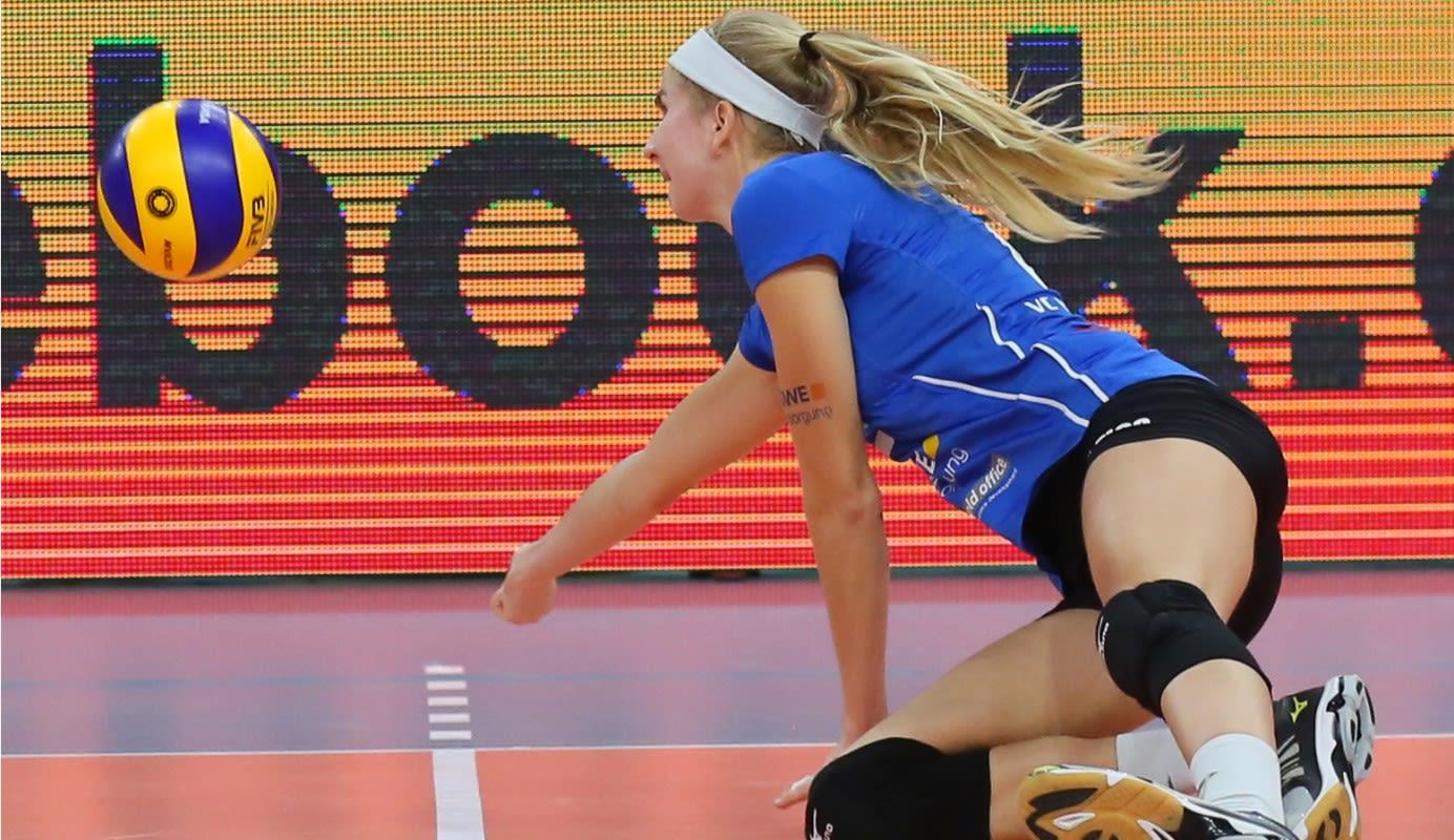Vierter Satz trübt Teamleistung: VCW verliert gegen Suhl - Foto: Detlef Gottwald