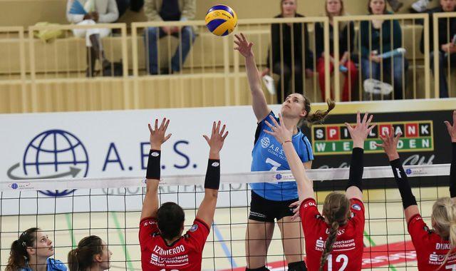 VCW unterliegt Dresden im DVV-Pokal - Foto: Detlef Gottwald