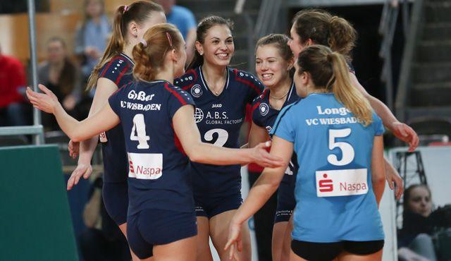 VCW qualifiziert sich für Playoffs in der Volleyball Bundesliga - Foto: Detlef Gottwald