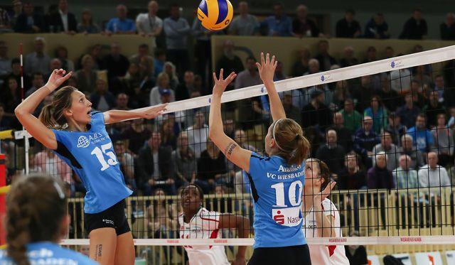 VCW verliert Europapokal-Rückspiel in Muszyna - Foto: Detlef Gottwald