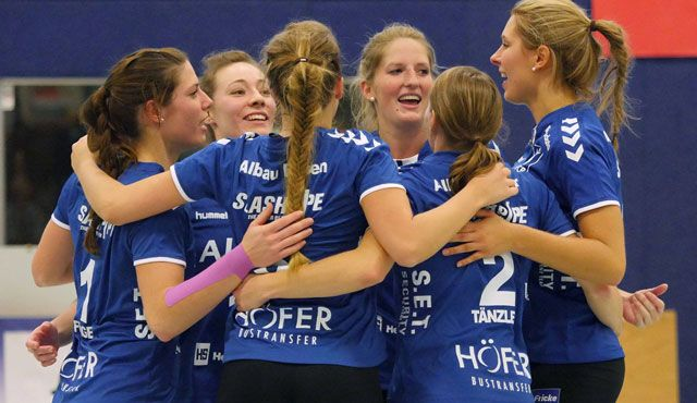 VC Allbau Essen zurück in der Erfolgsspur - Foto: VC Allbau Essen